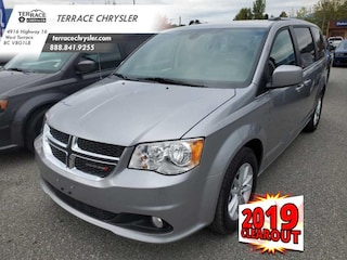 2019 Dodge Grand Caravan CVP / SXT - Uconnect Van