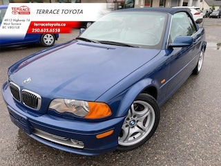 2001 BMW 3 Series 330 CI Convertible, Sporty, Clean, Fun to Drive! Convertible