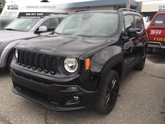 2018 Jeep Renegade North - Navigation -  Uconnect SUV