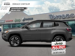2020 Jeep Compass Trailhawk - Uconnect -  Navigation SUV