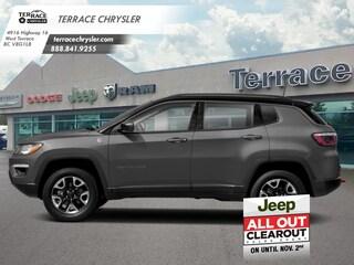 2020 Jeep Compass Trailhawk - Uconnect -  Navigation SUV