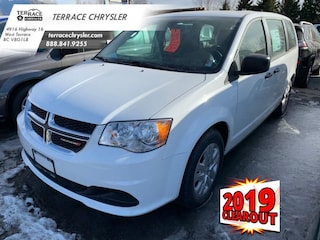 2019 Dodge Grand Caravan Canada Value Package - Keyless Entry - Power Doorl Van