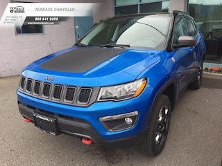 2018 Jeep Compass Trailhawk - Sunroof - Leather Seats SUV