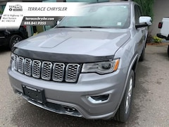 2019 Jeep Grand Cherokee Overland - Leather Seats SUV