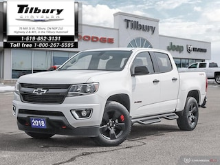 2018 Chevrolet Colorado V6 Engine, Navigation, Bluetooth, Backup Camera Truck