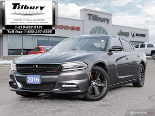 2016 Dodge Charger SXT, New Tires, Sunroof, Blacked Out Rims Sedan