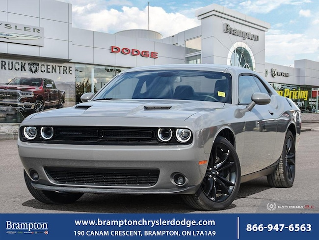 2018 Dodge Challenger SXT*BLACK TOP*SUNROOF*LEATHER*CARPLAY* Coupe