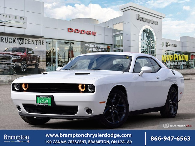 2019 Dodge Challenger SXT*PLUS*SUNROOF*LEATHER*NAV*HEATED/VENTED SEATS* Coupe