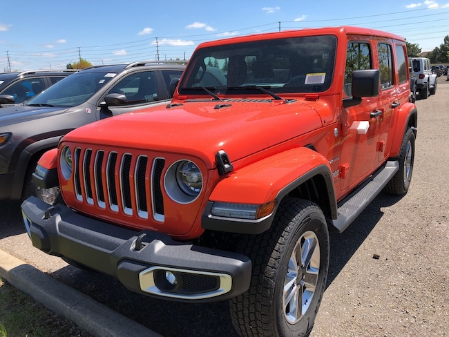 2019 Jeep Wrangler 4 DOOR*SAHARA*DEMO*NAV*LED*SAFETYTEC*BODY COLOUR*L SUV