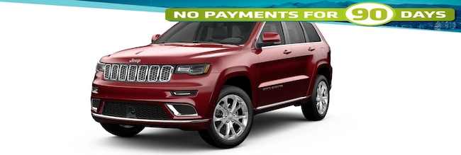 2019 Jeep Grand Cherokee SUMMIT*DEMO*FULLY LOADED*V6*NAV* SUV