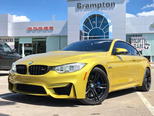 2015 BMW M4 JUST ARRIVED*RARE GOLD*FULLY LOADED* Coupe