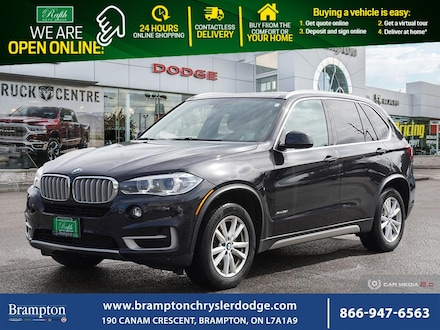 2016 BMW X5 xDrive35i**NAV**LEATHER**SUNROOF SUV