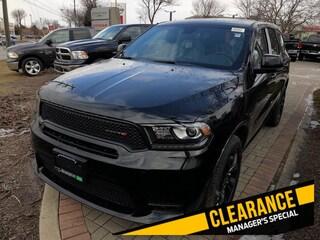 2019 Dodge Durango GT*DEMO*AWD*BLACKTOP*7 PASSENGER*NAV*ROOF* SUV