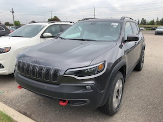 2019 Jeep New Cherokee Trailhawk|8.4 INCH UCONNECT|BACKUP CAMERA|KEYLESS  SUV