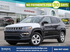 2020 Jeep Compass North *Power Liftgate* *Uconnect 4C Nav w/8.4