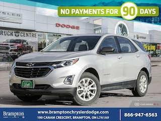 2018 Chevrolet Equinox LS*OFF LEASE*ONE OWNER*NO ACCIDENT*AWD*HEATED SEAT SUV