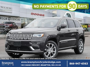 2020 Jeep Grand Cherokee Summit *Premium Plus Appearance Package* *Signatur SUV