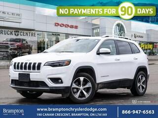 2019 Jeep Cherokee LIMITED*FULLY LOADED*TOW PKG*TECH PKG*LUXURY PKG*  SUV