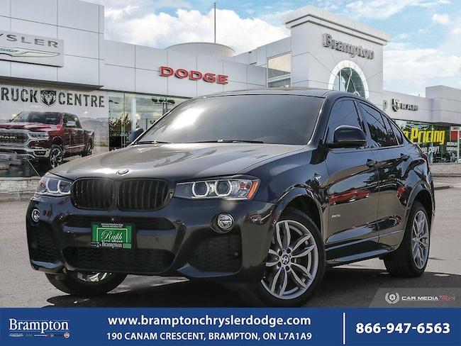 2015 BMW X4 XDRIVE35I*FRESH TRADE* SUV
