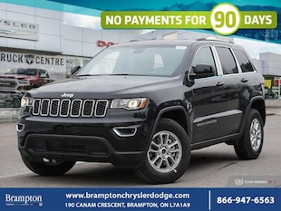 2020 Jeep Grand Cherokee Laredo *Brake assistance* *Diamond Blk Crystal Prl* SUV
