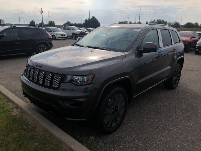 New 2019 Jeep Grand Cherokee For Sale at Rafih Auto Group