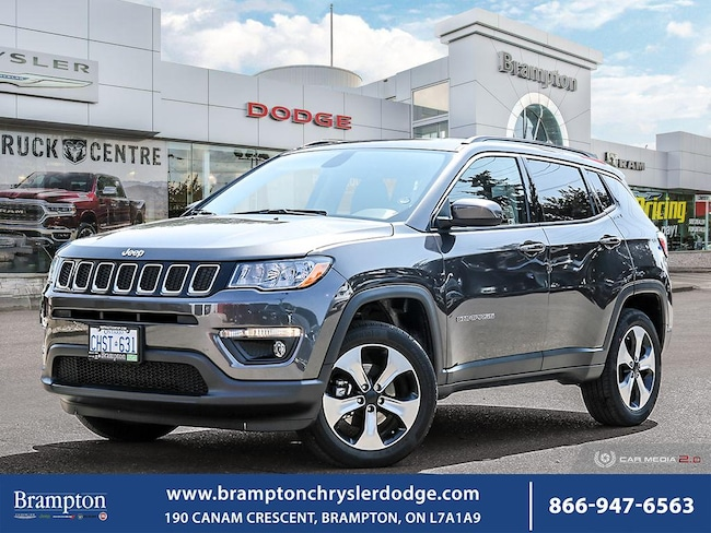 2019 Jeep Compass NORTH*DEMO*COLD WEATHER*NAV*SAFETY GRP* SUV