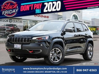 2019 Jeep New Cherokee TRAILHAWK*DEMO*SAFETY TEC*NAV*COLD WEATHER GRP* SUV