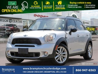 2013 MINI Cooper S Countryman DUAL PANORAMIC*LEATHER*NO ACCIDENTS* SUV
