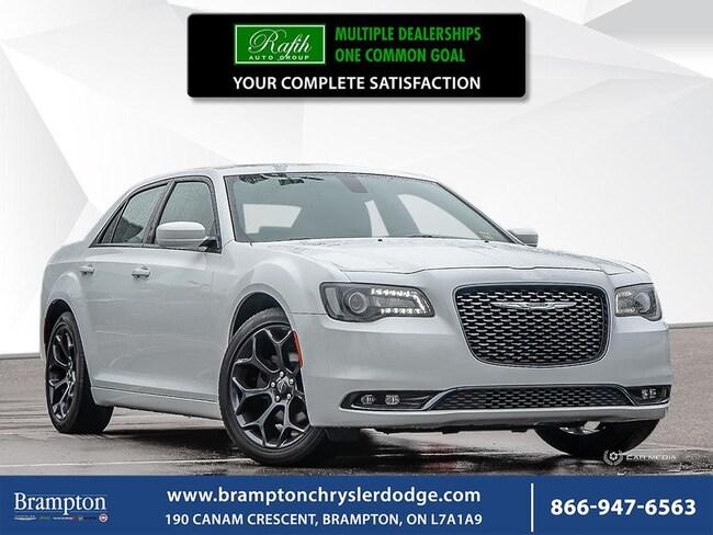 Used 2019 Chrysler 300 For Sale | Brampton Chrysler