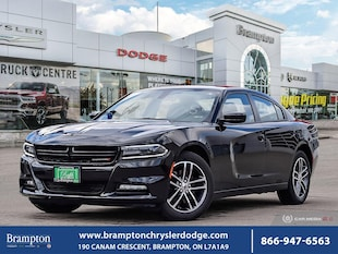 2019 Dodge Charger SXT*PLUS*AWD*NAV*SUNROOF*LEATHER*HEATED/VENTILATED* Sedan