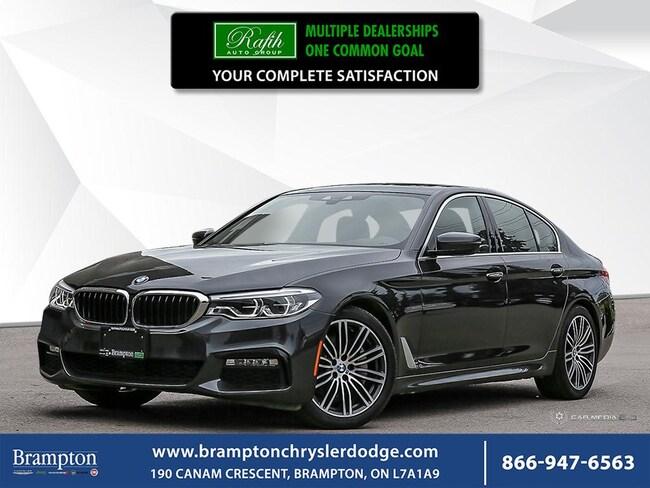 2018 BMW 5 Series 540d*DIESEL*NO ACCIDENT*ONE OWNER*XDRIVE*MSPORT* Sedan