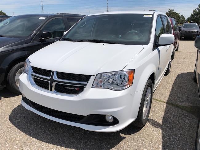2019 Dodge Grand Caravan SXT Premium Plus|UCONNECT TOUCHSCREEN|BACKUP CAMER Van