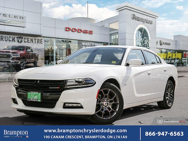 2018 Dodge Charger GT*ALL WHEEL DRIVE*R/T FRONT END APPEARANCE*NEW ARRIVAL* Sedan