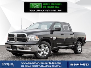 2019 Ram 1500 Classic SXT Plus|UCONNECT TOUCHSCREEN|BLUETOOTH|PREMIUM CLOTH| Truck Crew Cab