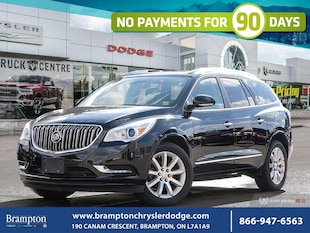 2016 Buick Enclave PREMIUM*7 PASS*AWD*NAV*SUNROOF*ADVANCED SAFETY* SUV