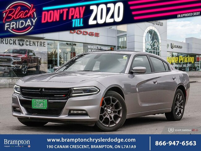 2018 Dodge Charger GT*AWD*HEATED SEATS*BACK UP SENSE*PERFORMANCE PAGE Sedan