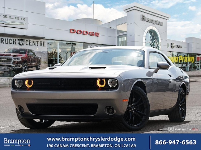 2018 Dodge Challenger SXT*BLACKTOP*SUNROOF*LEATHER*CARPLAY* Coupe