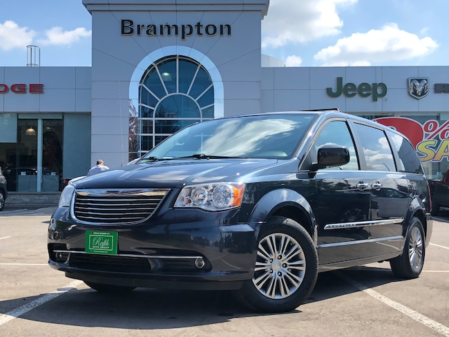 2014 Chrysler Town & Country TOURING-L*YOU CERTIFY, YOU SAVE*AS-IS*CLEAN CARFAX* Van Passenger Van