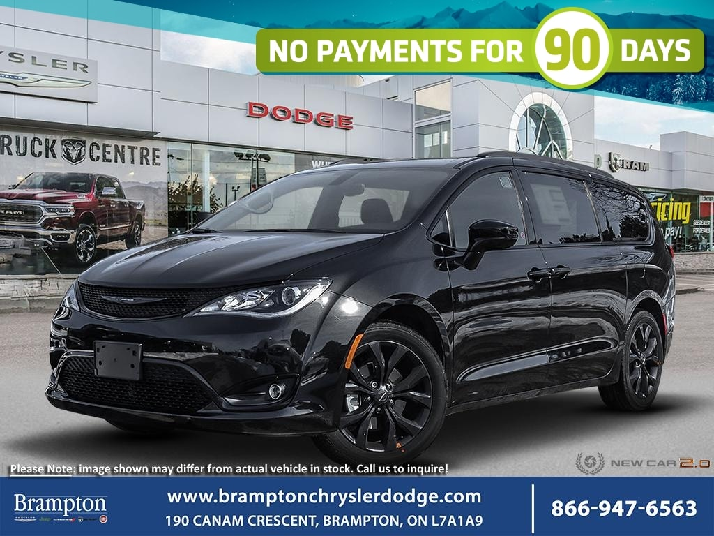 2020 Chrysler Pacifica Touring-L 35th Anniversary Edition *S Appearance Package* *Uconnect 4C Nav w/8.4