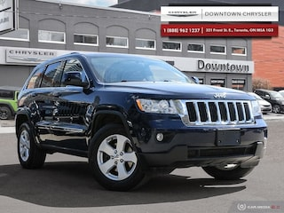 2012 Jeep Grand Cherokee Laredo w/ Leather and Sunroof SUV