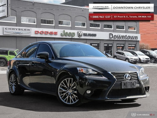 2015 LEXUS IS 250 Base+Lthr+Roof Sedan