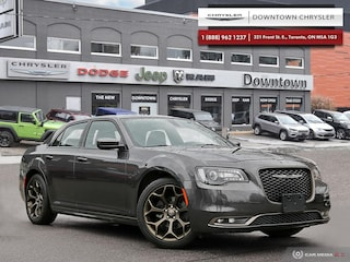 2018 Chrysler 300 S+NAV+Roof+Bronze-PKG Sedan