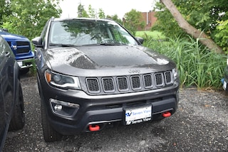 2018 Jeep Compass Trailhawk|PWR LIFTGATE|HEATED FRONT SEAT|SUNROOF SUV