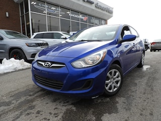 2013 Hyundai Accent GLS COMES WITH 2 SETS OF TIRES Sedan