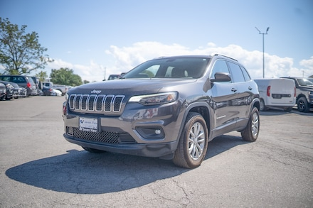 2019 Jeep Cherokee North 4X4, 3.2 LITRE, REMOTE STARTER, HEATED SEATS SUV