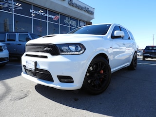 2018 Dodge Durango SRT LAGUNA LEATHER/DVD/SUNROOF/TECH PACKAGE SUV