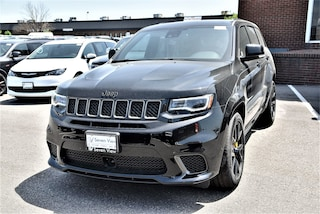 2018 Jeep Grand Cherokee Trackhawk|PWR LIFTGATE|NAV|PANO SUNROOF SUV