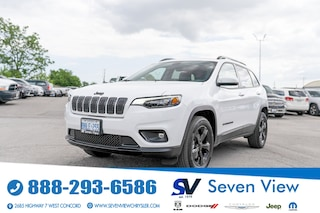 2020 Jeep Cherokee North 4X4/SAFETYTEC GROUP/FULL SUNROOF SUV