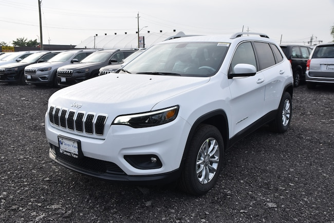 2019 Jeep New Cherokee NORTH 4X4/UCONNECT/REAR CAMERA SUV