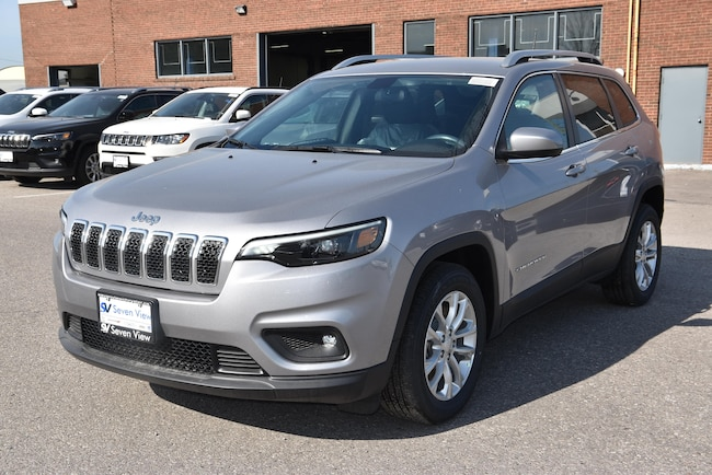 2019 Jeep New Cherokee North REMOTE STARTER, HEATED SEATS !!! SUV